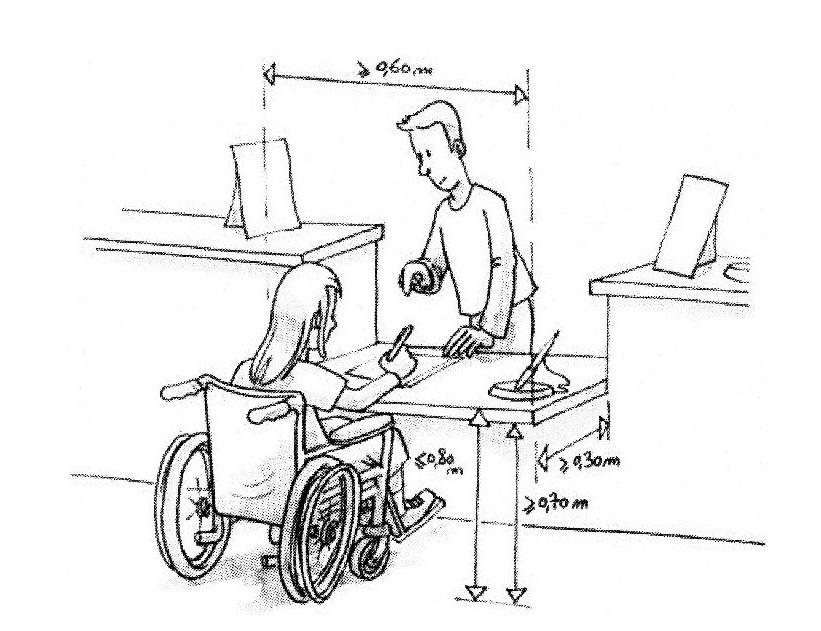 accessibilité pmr auch