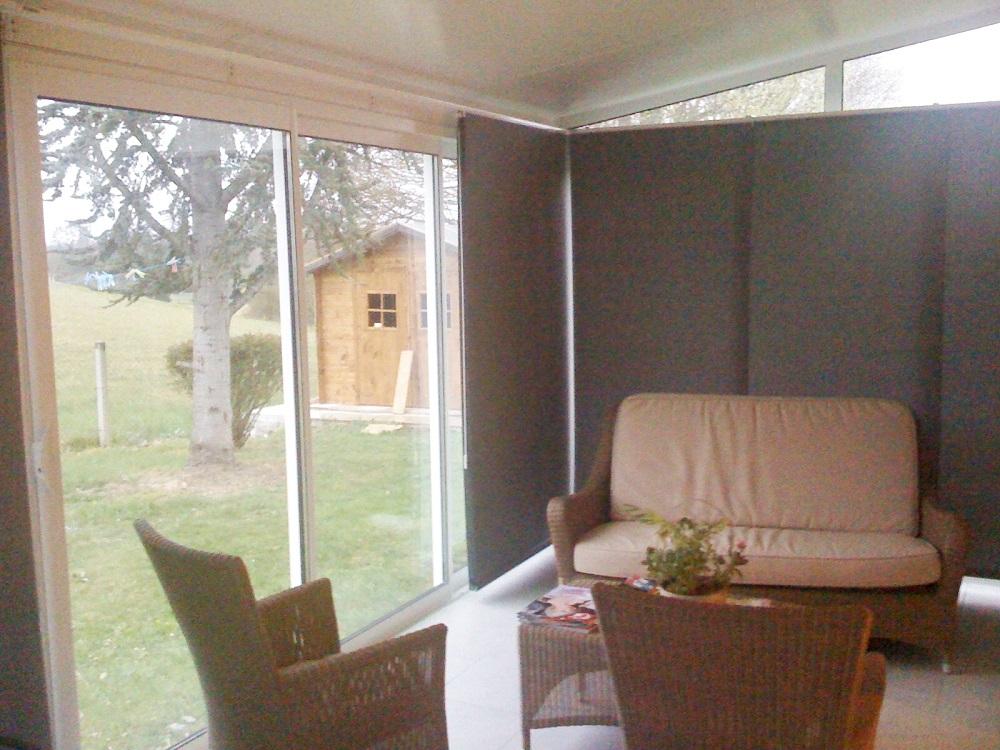 baie vitr e technal auch cunha et castera. Black Bedroom Furniture Sets. Home Design Ideas