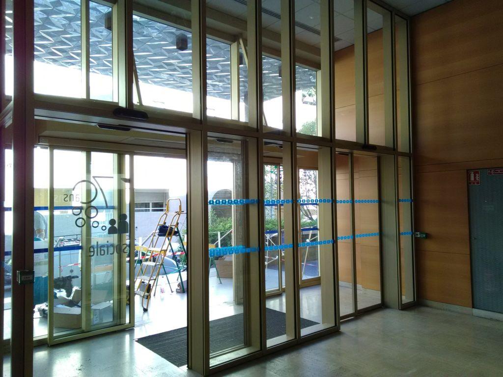 facade vitree technal auch