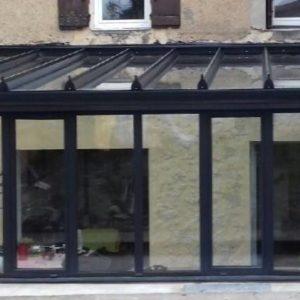 veranda alu technal 32
