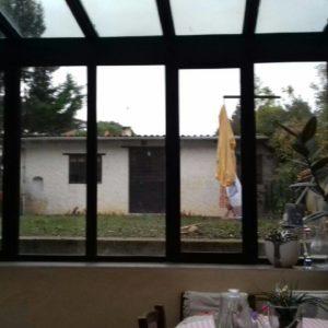 veranda aluminium technal