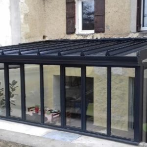 veranda aluminium technal 32