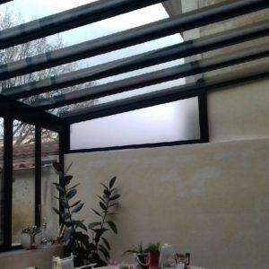 veranda aluminium technal gers