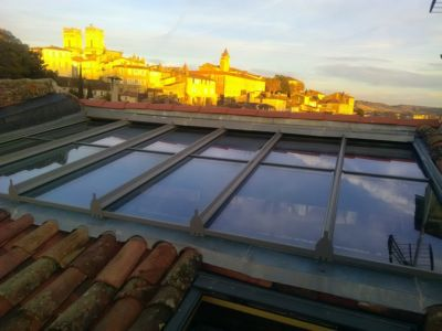 Verrière de toit