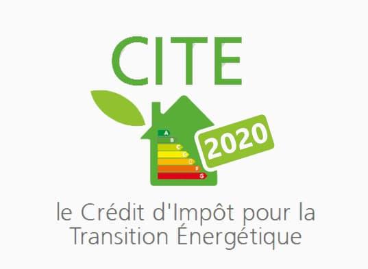 credit d'impot 2020