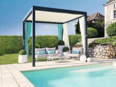 Comment profiter de votre jardin et de votre terrasse toute l'année avec une pergola ?