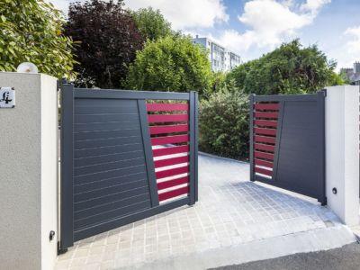 Equipez-vous d'un portail électrique et de la domotique pour sécuriser votre habitat