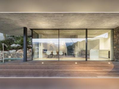 Nouveau coulissant panoramique ARTLINE XL de Technal