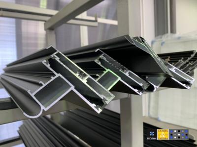 La modélisation des profilés aluminium sur-mesure