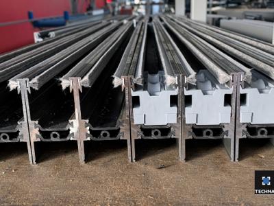 Cunha et Castera, le spécialiste de l'aluminium Technal