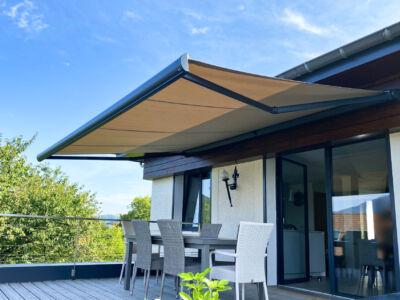 5 idées pour faire de l'ombre sur sa terrasse
